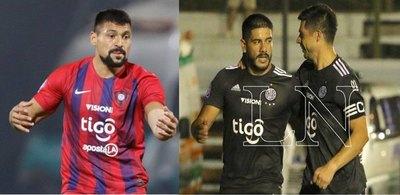 Versus / El clásico de los que pasaron por Cerro Porteño y Olimpia