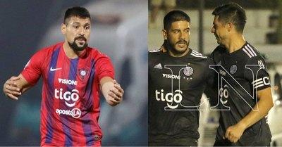 Versus / El superclásico de los que pasaron por Cerro Porteño y Olimpia