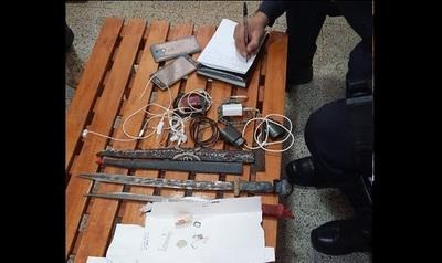 Desde cárcel de Itapúa, internos realizaban extorsiones vía llamadas telefónicas