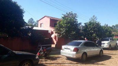 Allanan vivienda del nuevo intendente de Independencia en busca de arma