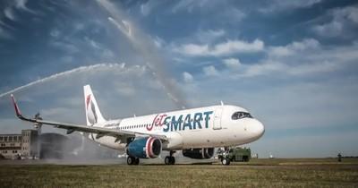 La Nación / JetSMART Airlines tiene intenciones de operar con bandera paraguaya