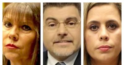 """La Nación / Critican a periodista """"clase A"""" tras entrevista con polémicas diputadas"""