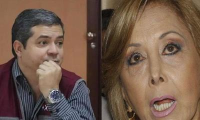 Director de la XVIII Región Sanitaria por vacunación a senadora Gusinky – Prensa 5