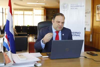 MDS y CEPAL evalúan avances y retos para la implementación del Registro Social de Hogares en Paraguay