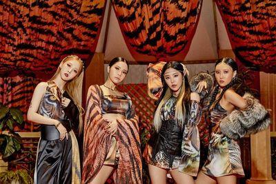 K-pop para todo el mundo: Mamamoo dará un show virtual