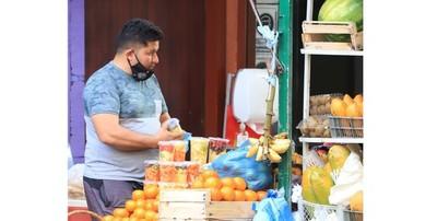 Hacienda acredita subsidio de frontera a 18.000 trabajadores informales