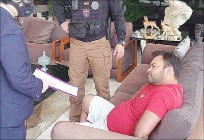 Arresto para supuesto narcocambista pedrojuanino