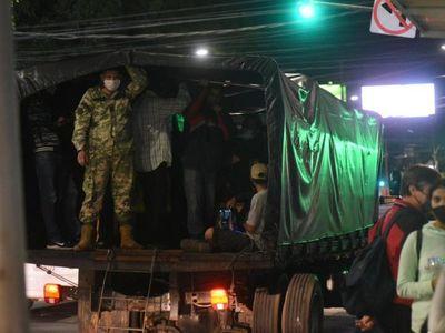 Reguladas: Refuerzan cobertura de transporte en horario nocturno