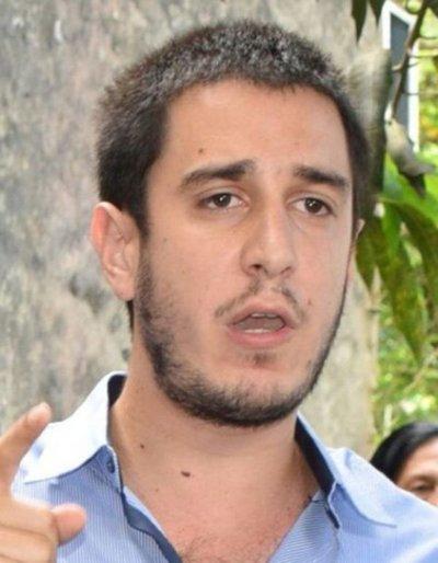 Hijo de Efraín Alegre y Stiben Patrón piden a Oscar Salomón la destitución de Mirta Gusinky