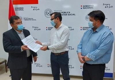 """Mientras senadores """"debaten"""" el caso Gusinky, ya hay nuevo director de la XVIII Región Sanitaria"""
