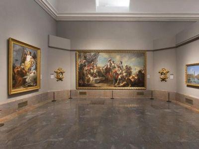 El Museo del Prado renueva sus  salas de arte europeo