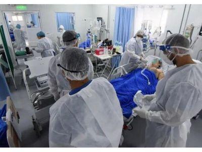 Pico de la pandemia sería con 140 muertes en cada jornada