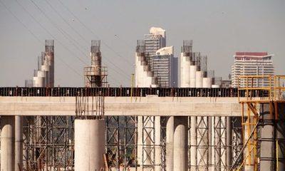 Avanza puente Chacoí