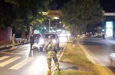 Policías y militares vigilan de noche y los delincuentes aprovechan el día