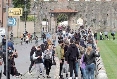 Italia pide un mejor empleo con la esperanza puesta en la recuperación