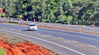 Tramos duplicados de la ruta PY02 acompaña crecimiento de la pujante ciudad de Caaguazú