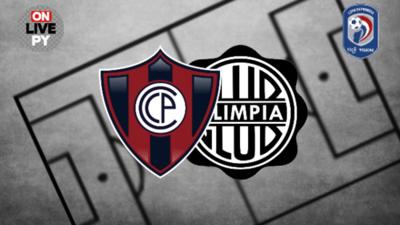 Cerro Porteño buscará dar alcance y Olimpia alejarse un poco más