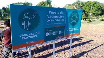 Municipio de Villa Elisa recibió este sábado su planta de oxígeno