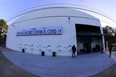 COVID-19: inauguran centro de vacunación en Capiatá