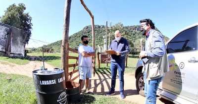 La Nación / Senatur verificó establecimientos turísticos de Paraguarí