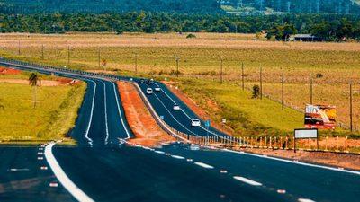 La ruta PY02 suma 20 Km de nuevas calzadas duplicadas – Prensa 5