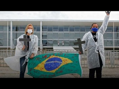 SEQUERA: 'ESTAMOS SAMBANDO AL RITMO DE BRASIL'