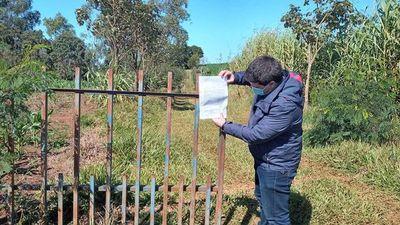 Constatan delitos ambientales en el sur del Alto Paraná