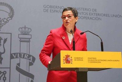 Canciller española visitará el Paraguay los días 7 y 8 de mayo