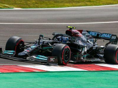 Fórmula Uno: Bottas evita la 'pole' 100 de Lewis Hamilton