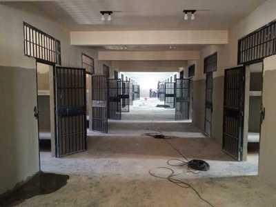 Futura penitenciaría de Emboscada alcanza el 75% de avance