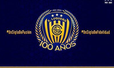 El Sportivo Luqueño celebra 100 años de vida institucional