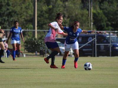 Fútbol femenino: Olimpia y Cerro Porteño ganaron y Sol goleó