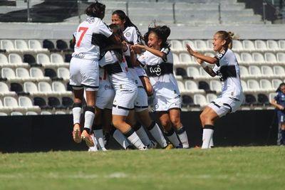 Olimpia venció a Guaireña en el debut y también es puntero