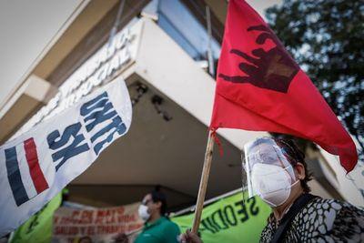 Sindicatos denuncian la histórica precariedad de los trabajadores de Paraguay