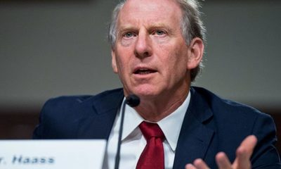 """EUA y AL """"tan divididos ahora como hace siglo y medio"""" afirma Richard Haass"""