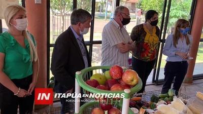 REALIZARÁN FERIAS DE EMPRENDEDORES Y FORMALIZACIÓN DE MIPYMES EN TODO ITAPÚA.
