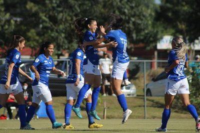 Gran arranque del Torneo Apertura Femenino