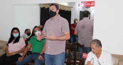 La Nación / Quintana lidera sondeo para Intendencia de FDM