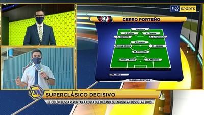 Ovelar asoma con chances en Cerro Porteño