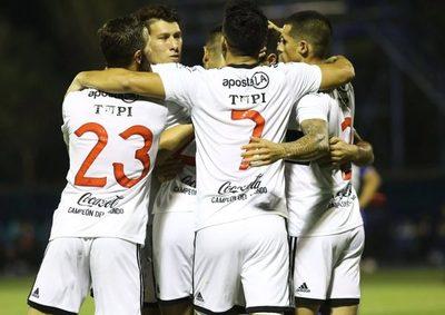 Diego Torres la gran novedad en la alineación franjeada para enfrentar a Cerro Porteño