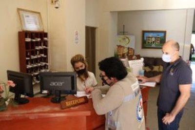 Establecimientos turísticos de Paraguarí cumplen estrictamente con los protocolos sanitarios recomendados para recibir visitantes