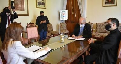 La Nación / La Pastoral Social y el Ministerio de Trabajo apuntan a capacitar a pobladores de la Chacarita