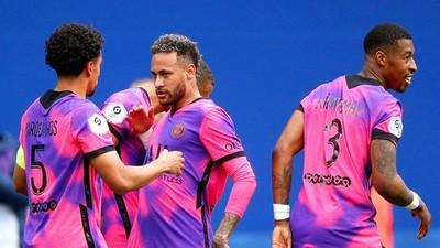 PSG suma, pero Lille mantiene distancia