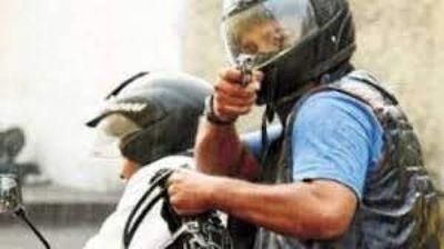 Motochorros armados despojaron a una mujer de su motocicleta y cartera
