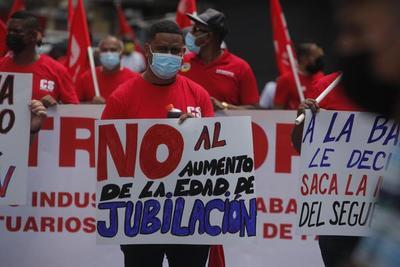 Sindicatos denuncian modelo excluyente y piden un Panamá próspero para todos