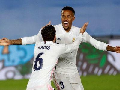 Militao sostiene el pulso del Real Madrid
