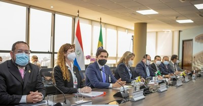 La Nación / Consejeros de Itaipú aprobaron el estado contable y el balance general del 2020