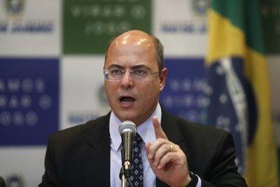 Destituyen al gobernador de Río de Janeiro por corrupción en el manejo de la pandemia