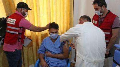 Devastada por la guerra, Siria inicia la campaña de vacunación