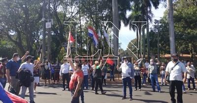 La Nación / Sitramucde acusó a Prieto de dictador